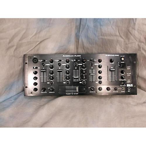 American Audio Q-Spand Pro 4-Channel DJ Mixer-thumbnail