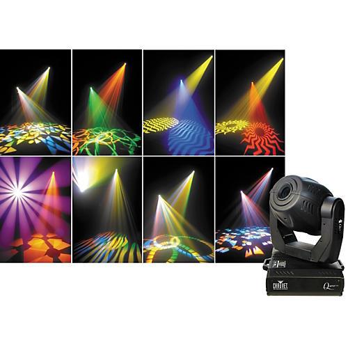 CHAUVET DJ Q-Spot 575 Moving Yoke DMX Lighting Fixture-thumbnail