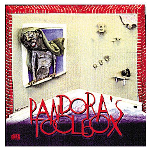 Tascam Q-Up: David Torn Pandora's Tool Box Giga CD-thumbnail