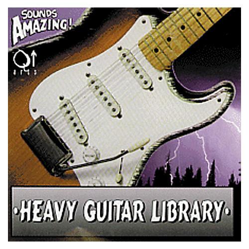 Tascam Q-Up: Heavy Guitars Giga CD