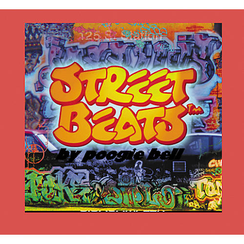Tascam Q-Up: Streetbeats by Poogie Bell Giga CD
