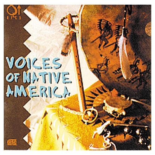 Tascam Q-Up: Voices of Native America Giga CD