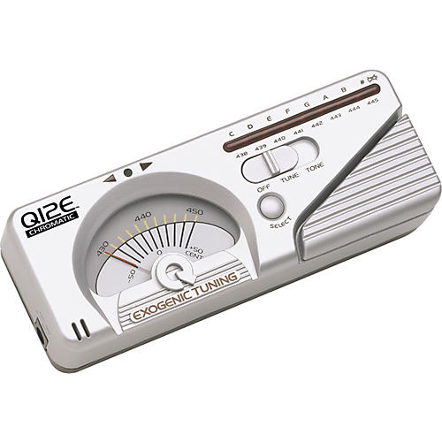 Qwik Tune Q12E Exogenic Chromatic Tuner