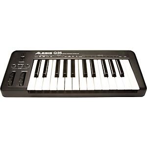 Alesis Q25 25 Key Keyboard MIDI Controller by Alesis