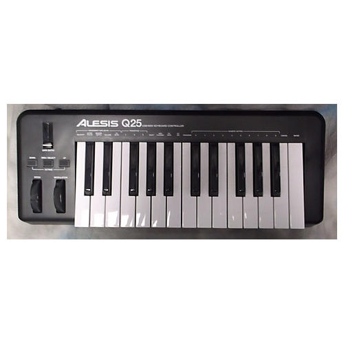 Alesis Q25 25 Key MIDI Controller-thumbnail