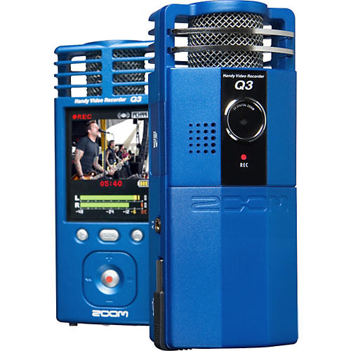 Zoom Q3 Handy Video Recorder-thumbnail