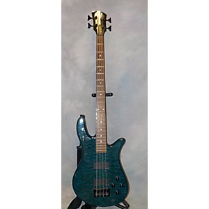 Pre-owned Spector Q4 Electric Bass Guitar by Spector