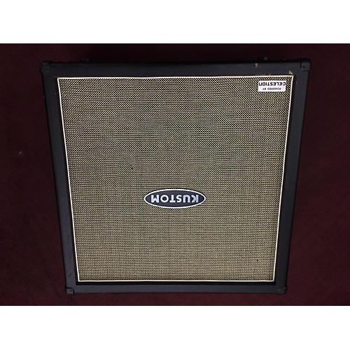 Kustom Q412B Guitar Cabinet