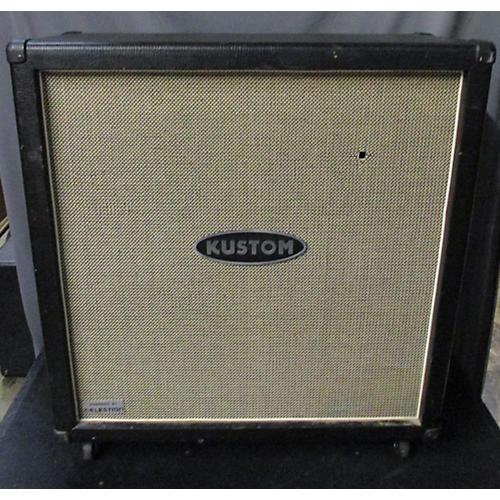 Kustom Q412b Guitar Cabinet-thumbnail