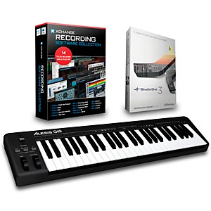 Alesis Q49 49 Key MIDI Keyboard Controller Packages