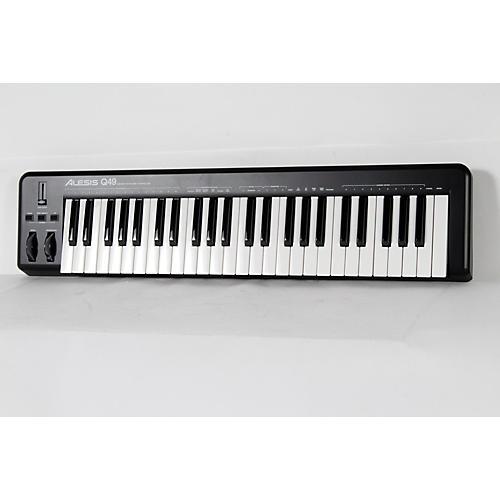 blemished alesis q49 usb midi keyboard controller 190839076366 guitar center. Black Bedroom Furniture Sets. Home Design Ideas