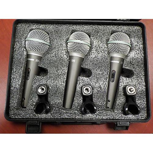 Samson Q6 (3 Pack) Microphone Pack
