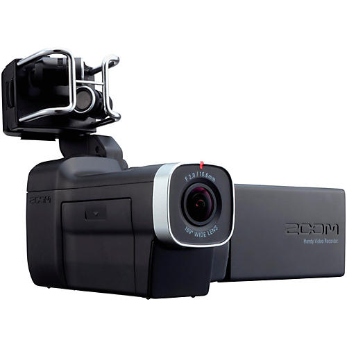 Zoom Q8 Handy Audio and Video Recorder   UsedGrade1-thumbnail