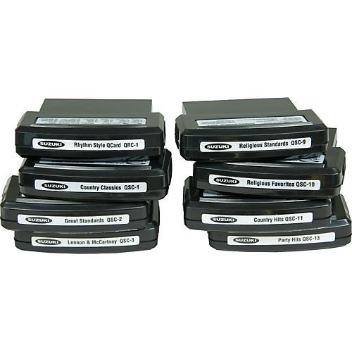 Suzuki QChord Song Cartridges Lennon and McCartney-thumbnail