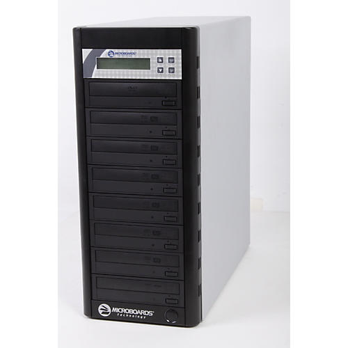 Microboards QD-DVD-127 1-to-7 CD and DVD Duplicator  886830365836