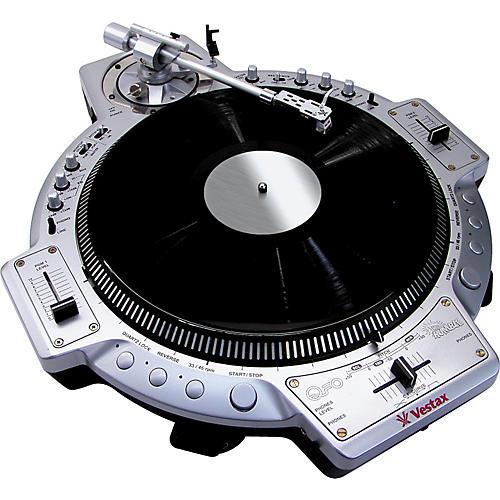 Vestax QFO Hybrid Turntable / Mixer-thumbnail