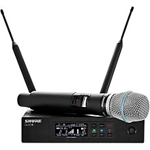 Shure QLX-D Digital Wireless System with Beta 87A Condenser Microphone