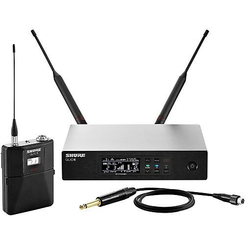 Shure QLX-D14  Digital Wireless Guitar System-thumbnail