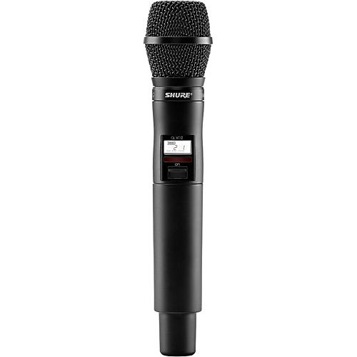 Shure QLXD2/SM87 Wireless Handheld Transmitter with SM87 Microphone G50