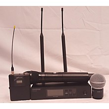 Shure QLXD4 Handheld Wireless System