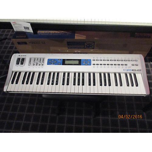Alesis QS6.2 Keyboard Workstation