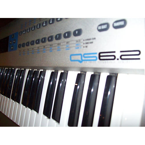 Alesis QS6.2 Portable Keyboard