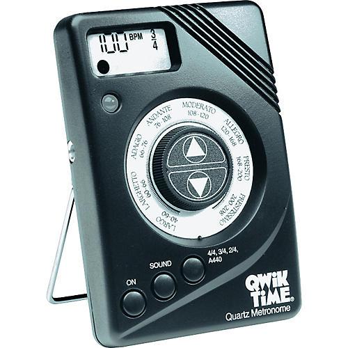 Qwik Time QT-7 Quartz Metronome-thumbnail