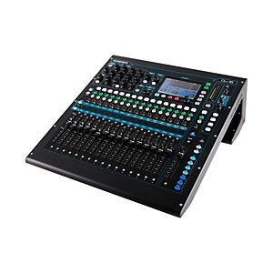 Allen and Heath QU-16 16-Channel Rack Mount Digital Mixer