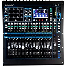 Allen & Heath QU-16 Chrome Edition Digital Mixer Level 1