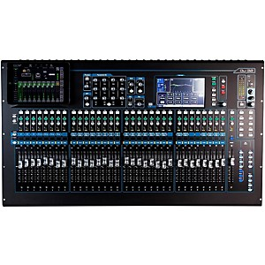 Allen and Heath QU-32 Chrome Edition Digital Mixer by Allen & Heath