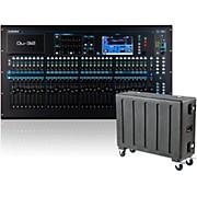 Allen & Heath QU-32 Digital Mixer with Case