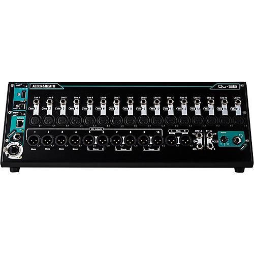Allen & Heath QU-SB Rack-mountable digital mixing system