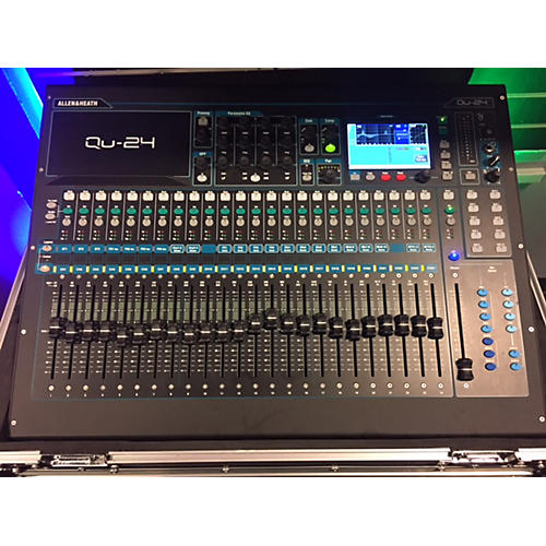 Allen & Heath QU24 Digital Mixer