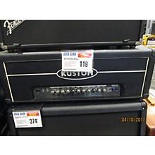 Kustom QUAD 100-HD Solid State Guitar Amp Head