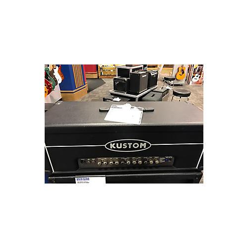 Kustom QUAD 100HD Solid State Guitar Amp Head