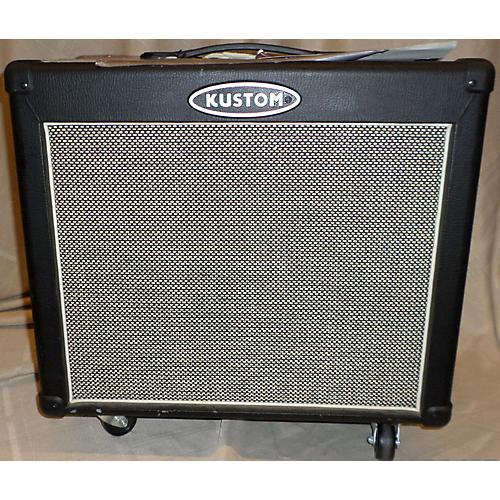 Kustom QUAD 65 DFX Black Guitar Combo Amp