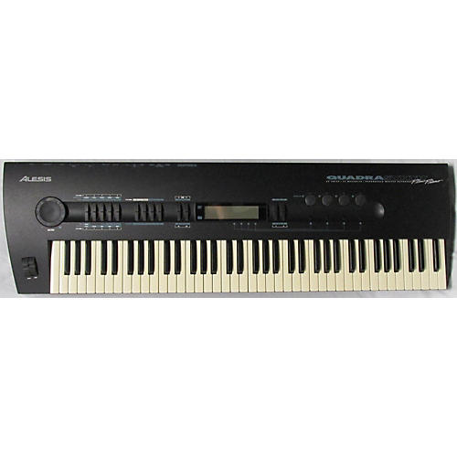 Alesis QUADRASYNTH PLUS Portable Keyboard