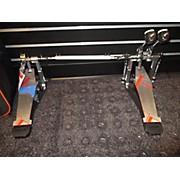 Ddrum QUICKSILVER Double Bass Drum Pedal