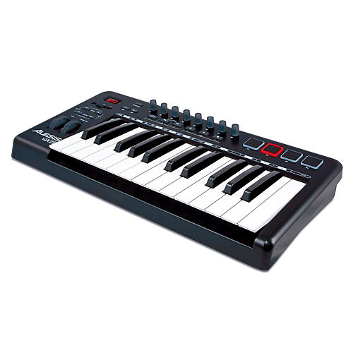 Alesis QX25 25-Key Advanced MIDI Keyboard Controller-thumbnail