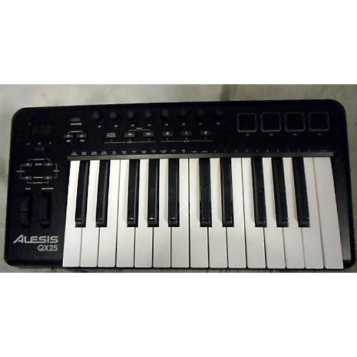 Alesis QX25 25 Key MIDI Controller-thumbnail