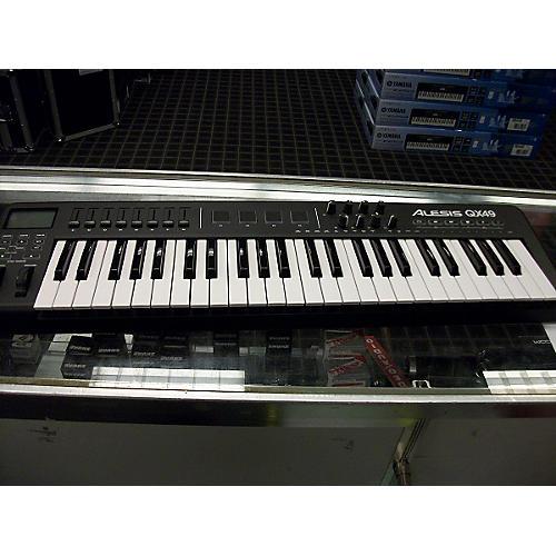 Alesis QX49 49 Key MIDI Controller-thumbnail