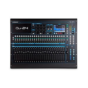 Allen and Heath Qu-24 24-Channel Digital Mixer