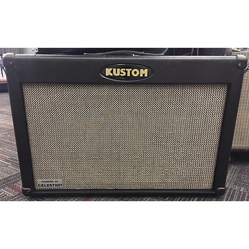 Kustom Quad 100 DFX Guitar Combo Amp