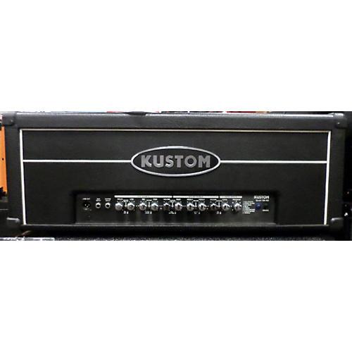 used kustom quad 100 hd solid state guitar amp head guitar center. Black Bedroom Furniture Sets. Home Design Ideas