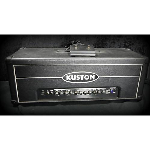 Kustom Quad 100 Hd Solid State Guitar Amp Head-thumbnail