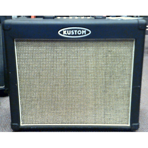 Kustom Quad 65 Fx Guitar Combo Amp-thumbnail