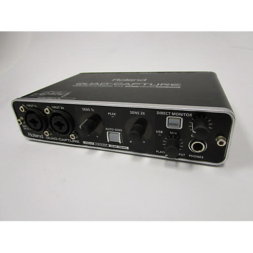 Roland Quad Capture Audio Interface
