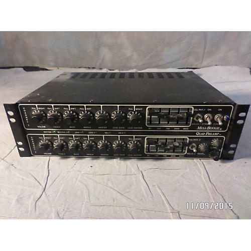 Mesa Boogie Quad Preamp Guitar Power Amp