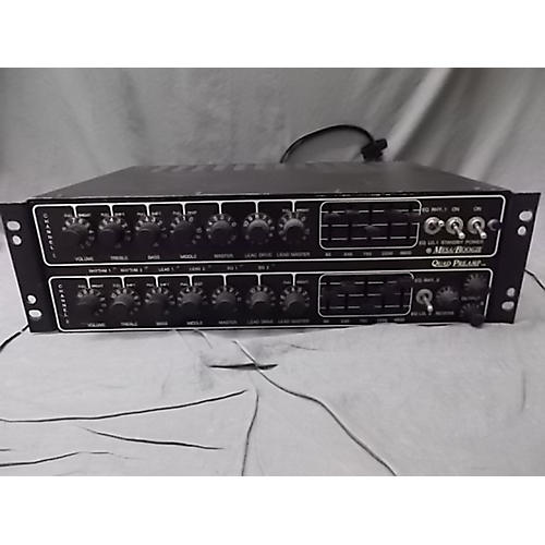 Mesa Boogie Quad Preamp Guitar Preamp