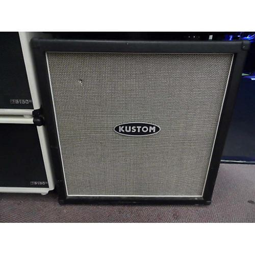 Kustom Quad St 412b Guitar Cabinet